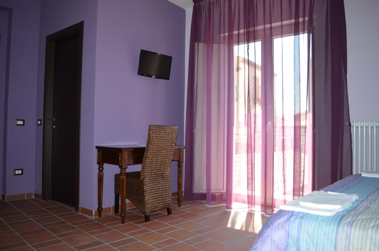 La casa di giulietta affittacamere bed and breackfast for Piani di costruzione triplex