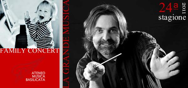 Stagione Concertistica 2010 - Ateneo Musica Basilicata