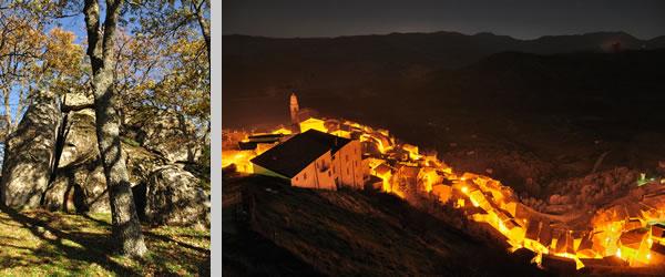 Monte Croccia Accetura (MT) - Anzi (PZ)