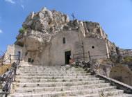 La chiesa rupestre di S. Maria de Idris nei Sasssi di Matera