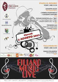 Filiano Music Live