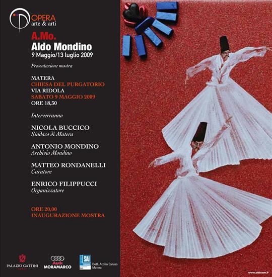 Aldo Montino - Mostra