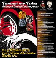 Sagra del Tumact Me Tulez - Barile (PZ)