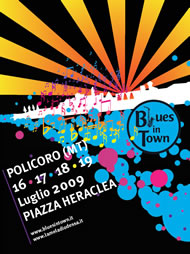 Blues in Town 2009 - Policoro (MT)