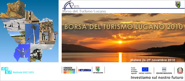 Borsa del Turismo Lucano 2010