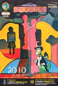 Festival del Cabaret - Viggianello e Venosa