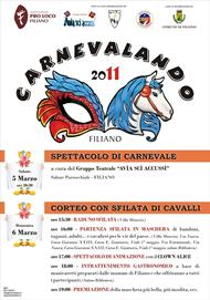 Carnevale a Filiano 2011