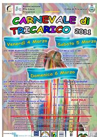 Il Carnevale a Tricarico 2011