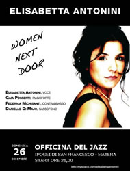 Women Next Door - Elisabetta Antonini