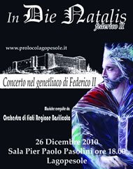 In Die Natalis - Concerto a Lagopesole (PZ)