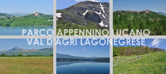 Parco Appennino Lucano Val D�Agri Lagonegrese