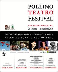 Pollino Teatro Festival 2010 - San Severino Lucano (PZ)