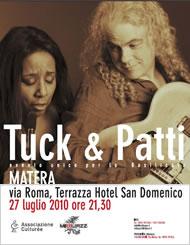 Tuck and Patti - Matera