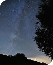 Meraviglie della Basilicata - La Via Lattea sul Sirino - Guarda le