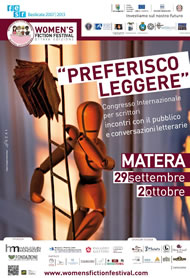 Women's Fiction Festival 2011 - Matera