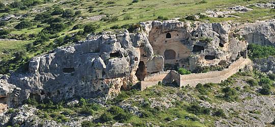 Villaggio Rupestre di San Nicola all'Ofra