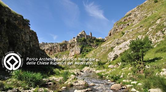 Parco Archeologico Storico Naturale delle Chiese Rupestri del Materano