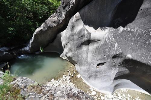 Dolomiti Lucane - Rio di Caperrino