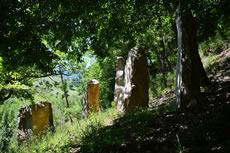 Percorso delle 7 pietre