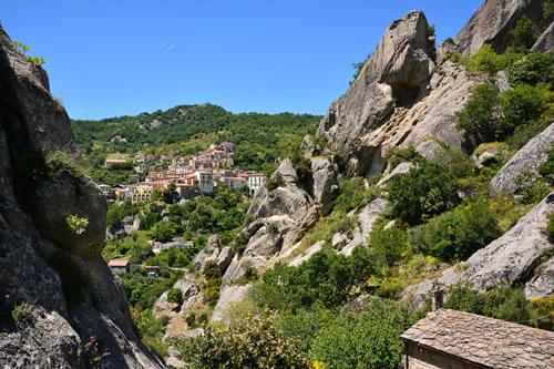 Via Ferrata Salemm - Castelmezzano