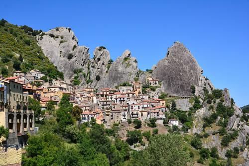 Via Ferrata Salemme - Castelmezzano